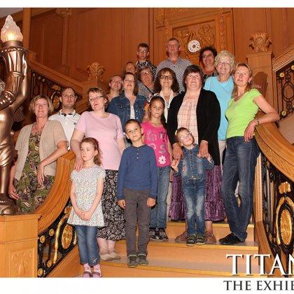 Titanic The Exhibition, 2015